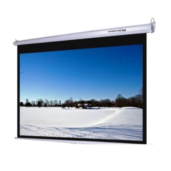 SCREENVIEW - Manual Screen 300x300 cm / 120inchx120inch [MWSSV3030L]