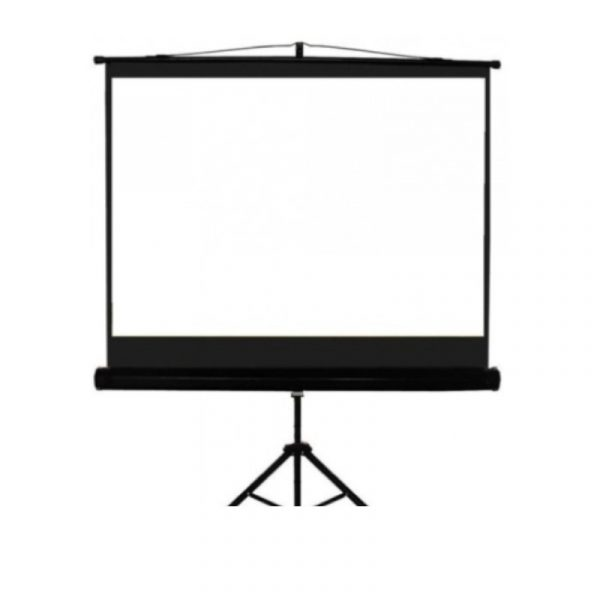 SCREENVIEW - Tripod Screen 150x150 cm / 60inchx60inch [TSSV1515L]