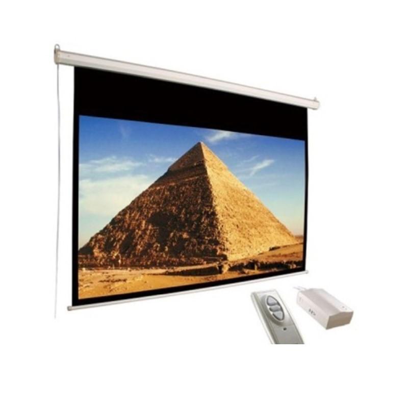 SCREENVIEW - Motorized Screen 300x300 cm / 120inchx120inch  [EWSSV3030RL]