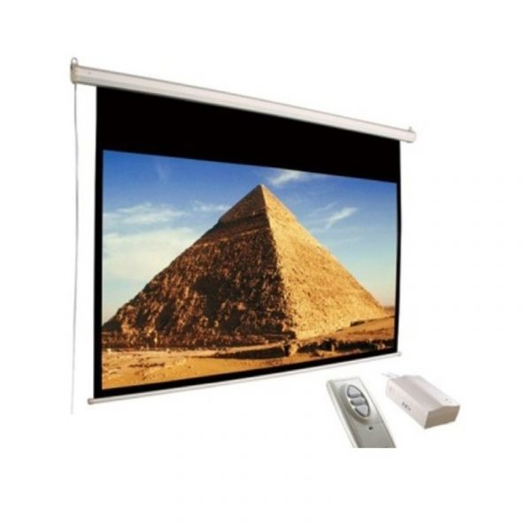 SCREENVIEW - Motorized Screen 180x234 cm / 120inch Diagonal  [EWSSV1824RL]