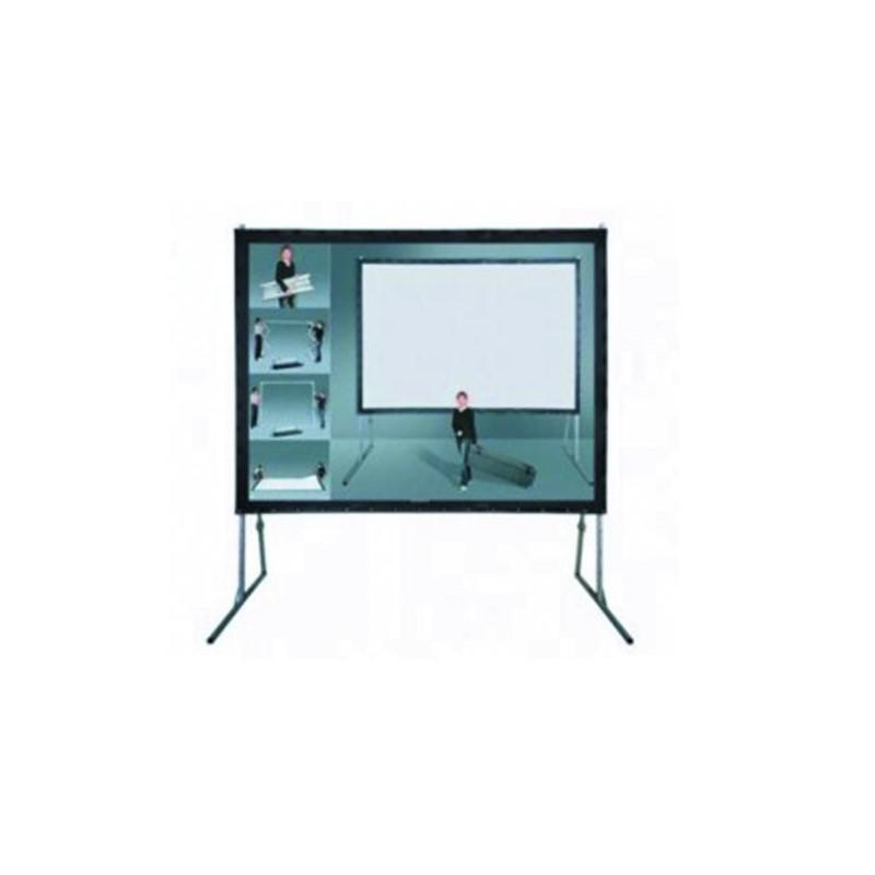 SCREENVIEW - Folding Screen Front Projection 320x427 cm / 200inch Diagonal [FSSV3141]