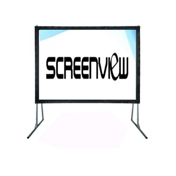 SCREENVIEW - Folding Screen Front&Rear Projection 183x244 cm (120inch Diagonal)  [FRSV1723]