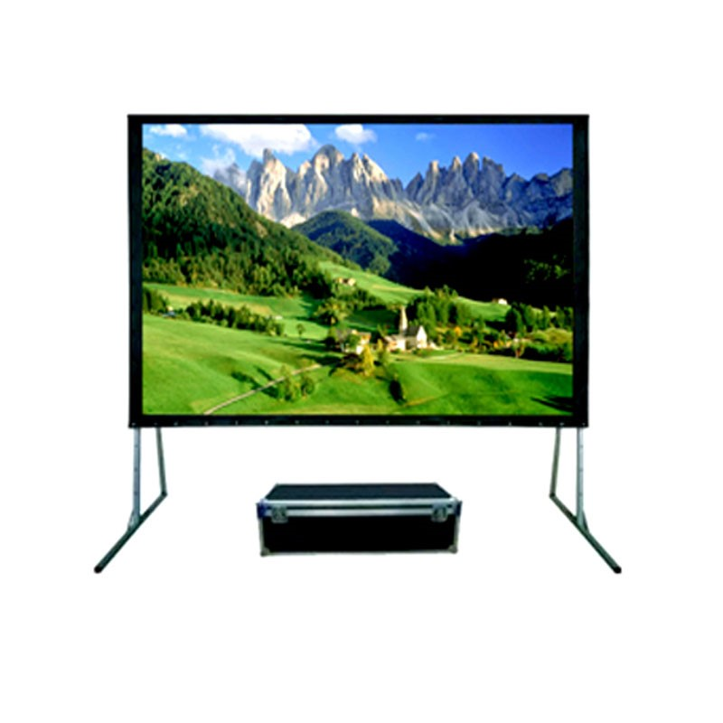 SCREENVIEW - Folding Screen Front&Rear Projection 229x305 cm (150inch Diagonal)  [FRSV2230]