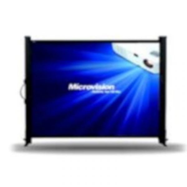 MICROVISION - Folding Screen Front Projection 320x427 cm / 200inch Diagonal [FSMV3040]