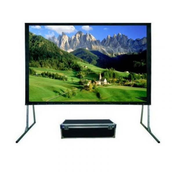 MICROVISION - Folding Screen Rear Projection 157x211 cm / 100inch Diagonal [RSMV1520]