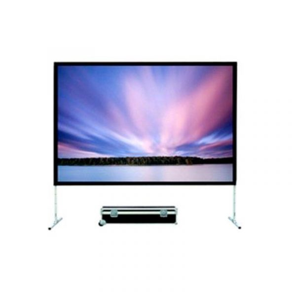 MICROVISION - Folding Screen Front&Rear Projection 274x366 cm (180inch Diagonal)  [FRMV2736]