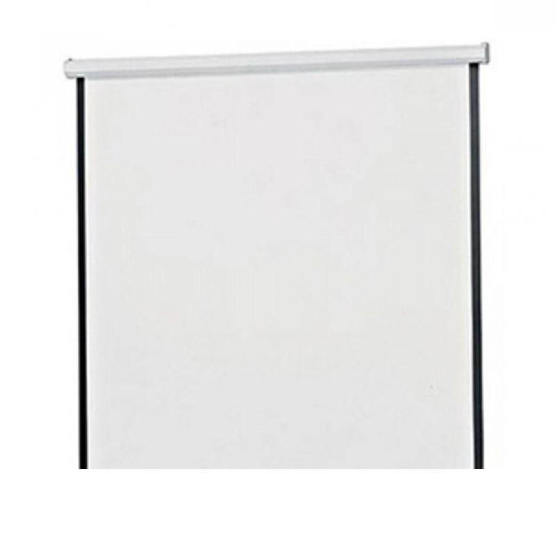 D-LIGHT - Manual Wall Screen 300x300 cm / 120inchx120inch [MWSDL3030L]