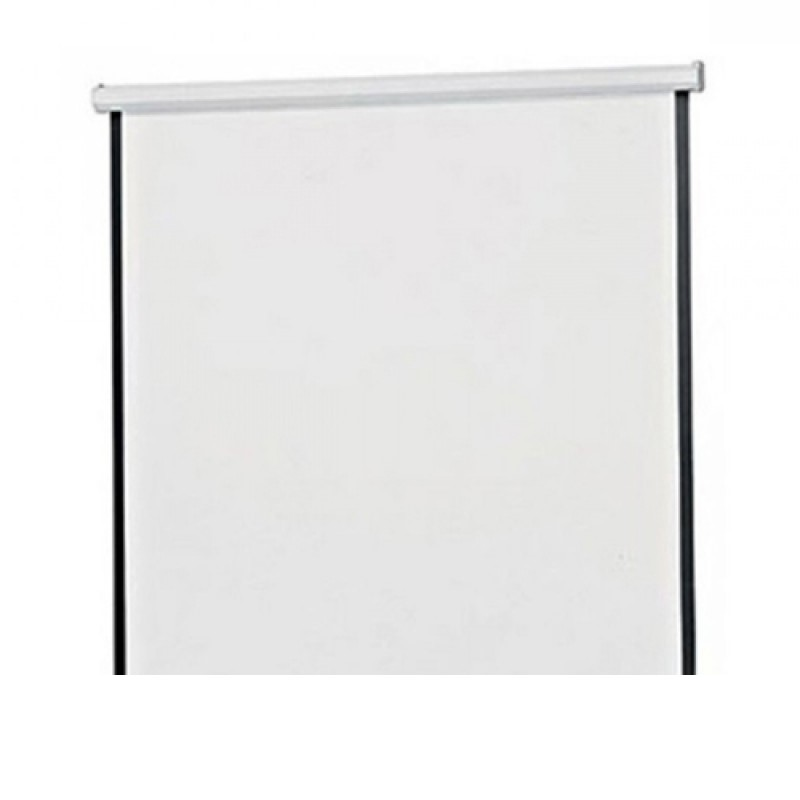 D-LIGHT - Manual Wall Screen 128x171 cm / 84inch Diagonal [MWSDL1217L]