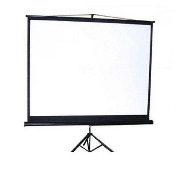 D-LIGHT - Tripod Screen 244x244 cm / 96inchx96inch [TSDL2424L]
