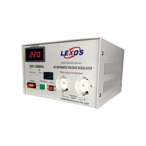 LEXOS - Stabilizer 1 Phase ST 1000 D