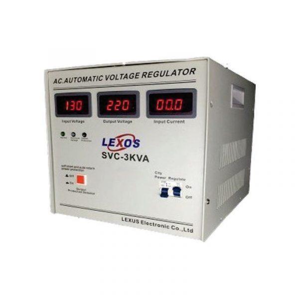 LEXOS - Stabilizer 1 Phase ST 3000 SD
