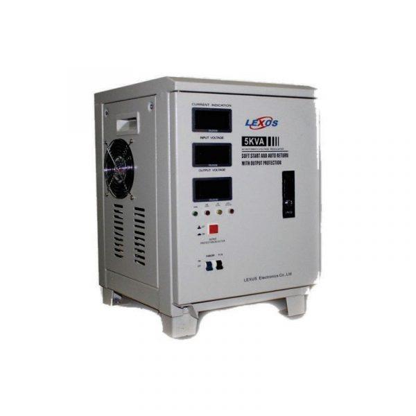LEXOS - Stabilizer 1 Phase ST 7500 SD