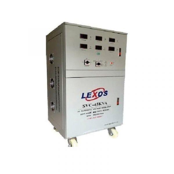 LEXOS - Stabilizer 3 Phase ST 45 KVA 4 DG