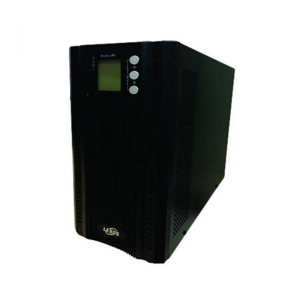 LEXOS - Online UPS Series [HP 930 S / UDC 3 KVA]
