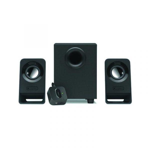 LOGITECH - Z213 Compact 2.1 Speaker System