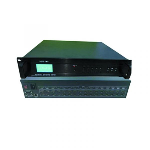 TOUCH U - Video Wall Processor [VWP1632M]