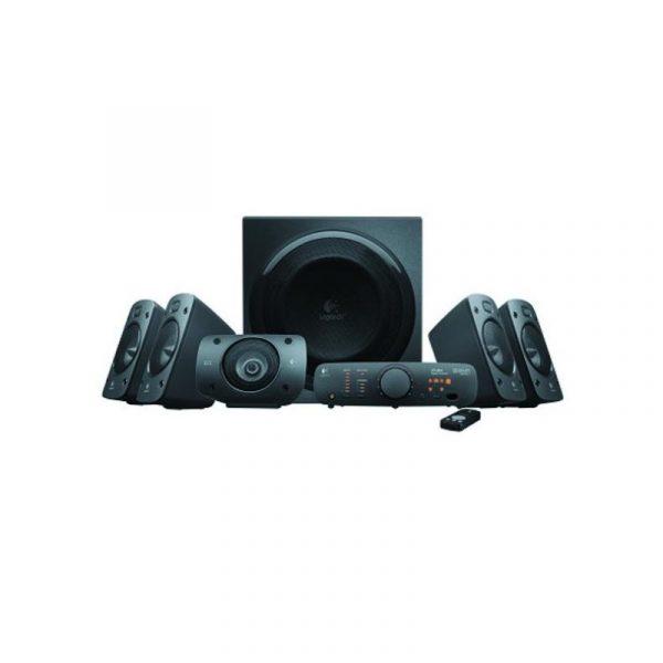 LOGITECH - Z906 5.1 Surround Sound Speaker System
