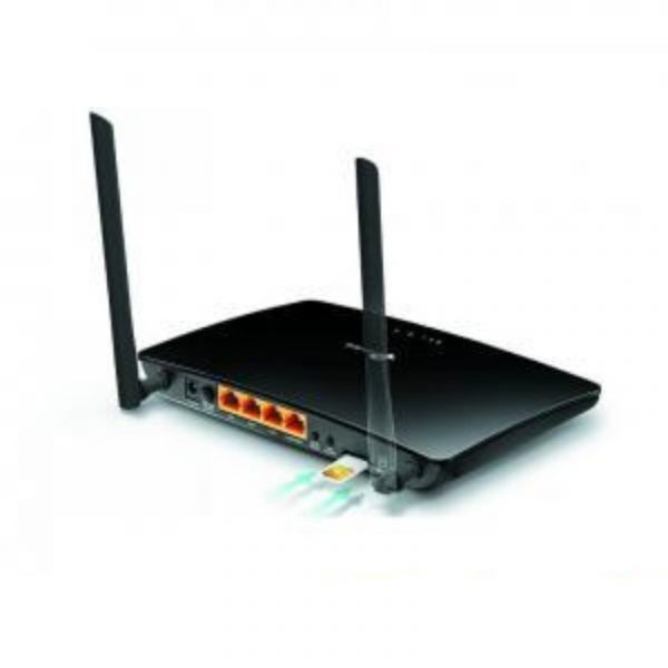 TP-LINK - 300 Mbps Wireless N 4G LTE Router [TL-MR6400]