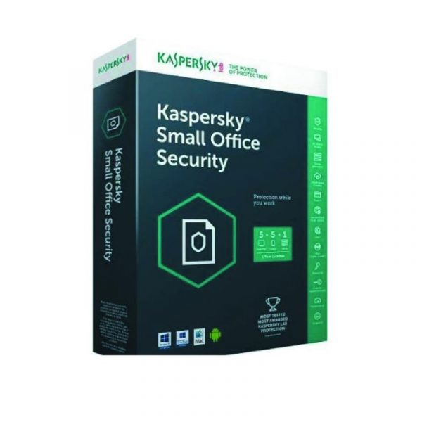 KASPERSKY - Small Office Security (1 File Server, 10 User, 1 Tahun)