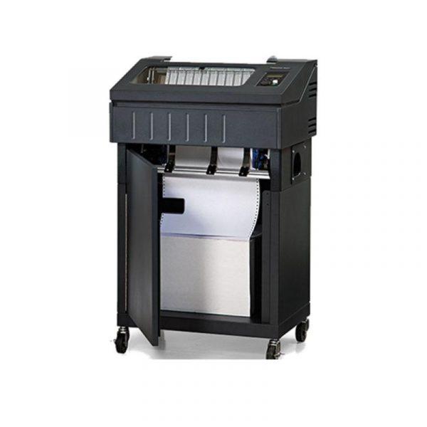 PRINTRONIX - P8010ZT Line Matrix Impact Printer 1000 LPM Zero Tear Pedestal [P8Z10-0K11-0]