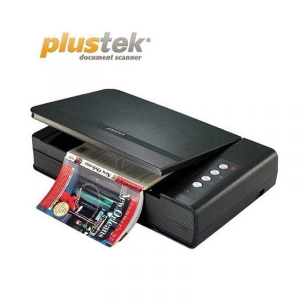 PLUSTEK - Scanner OpticBook 4800