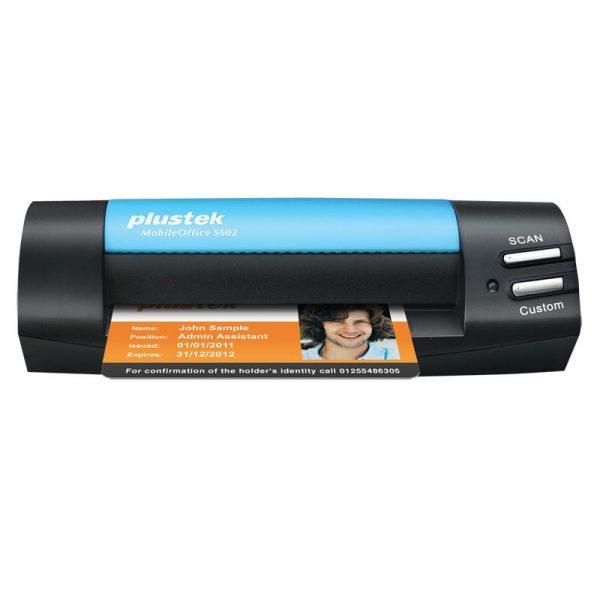 PLUSTEK - Scanner MobileOffice S602