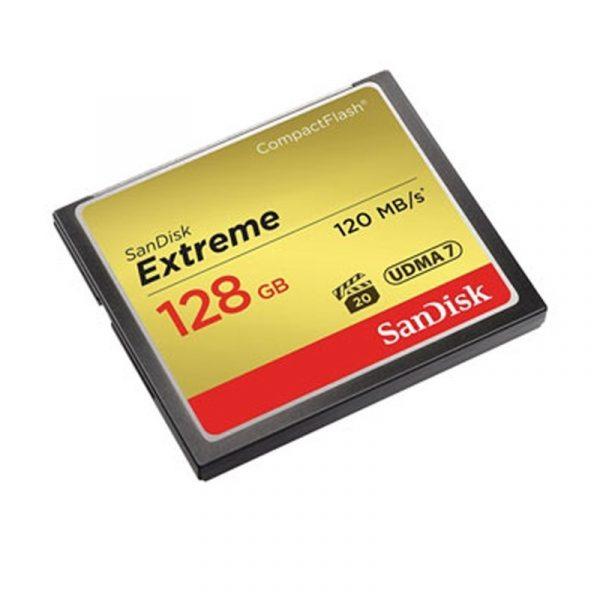 SANDISK - Extreme CF 128GB [SDCFXSB-128G-G46]