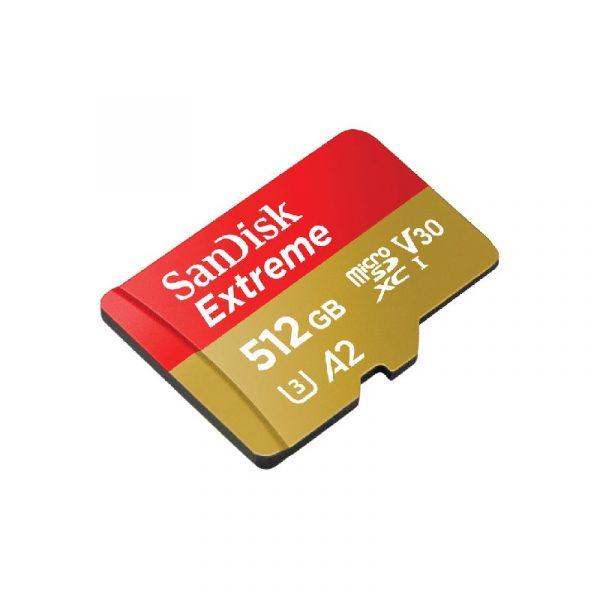 SANDISK - Extreme microSDXC 512GB [SDSQXA1-512G-GN6MN]