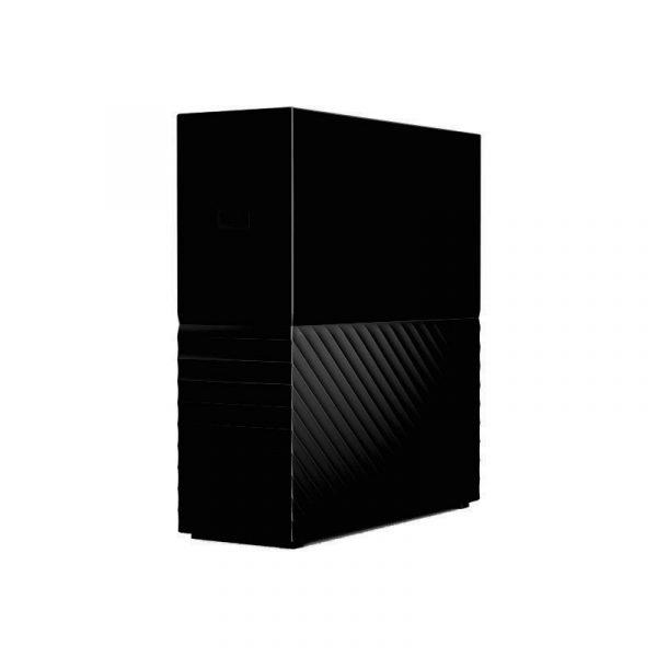 WD - MY BOOK DESKTOP STORAGE 8TB [WDBBGB0080HBK-SESN]