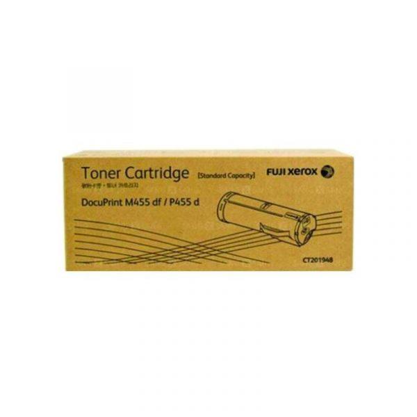 FUJI XEROX - DPP455 Black Toner Cartridge Std Cap (10K) [CT201948]
