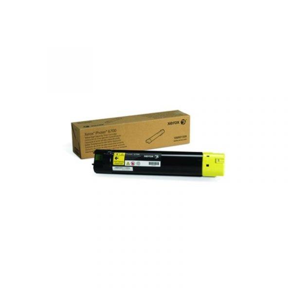 FUJI XEROX - P6700 Yellow Toner Cartridge (12k) [106R01517]