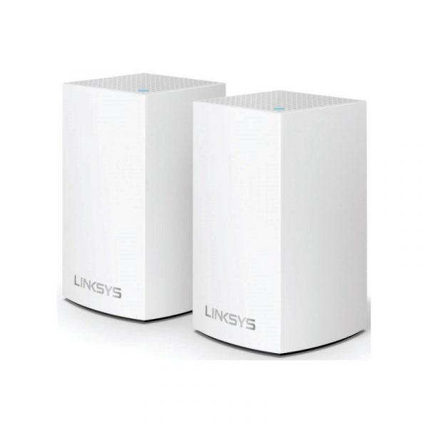 LINKSYS - AC2600 DUAL BAND,MU-MIMO, 2 PACK MESH NETWORK [WHW0102-AH]