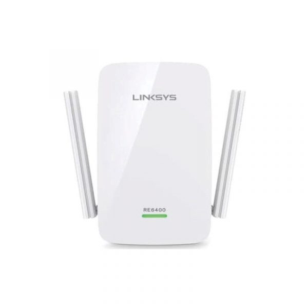 LINKSYS - AC1200 DUAL BAND WI-FI RANGE EXTENDER [RE6400-AG]