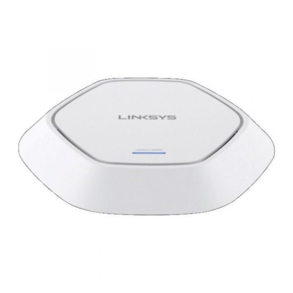 LINKSYS - BUSINESS ACCESS POINT WIRELESS Wi-Fi SINGLE BAND 2.4GHz N300 WITH POE [LAPN300-AP]