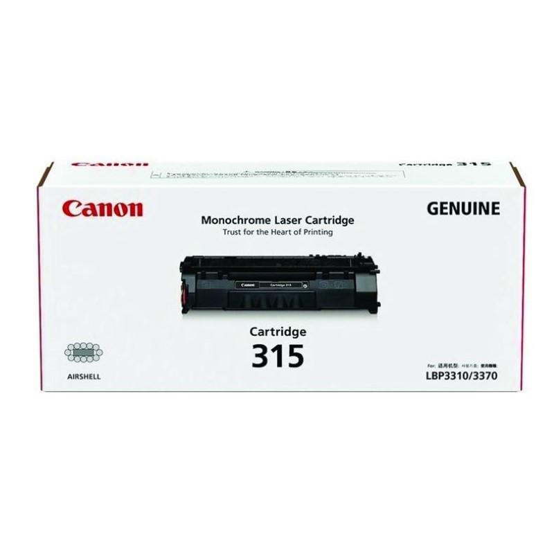 CANON - Cartridge 315 for LBP3310/LBP3370 (3K) [EP315]