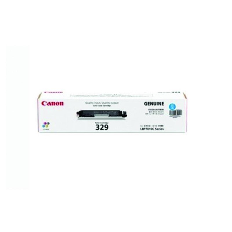 CANON - Toner EP-329 Cyan for LBP7018C [EP329C]