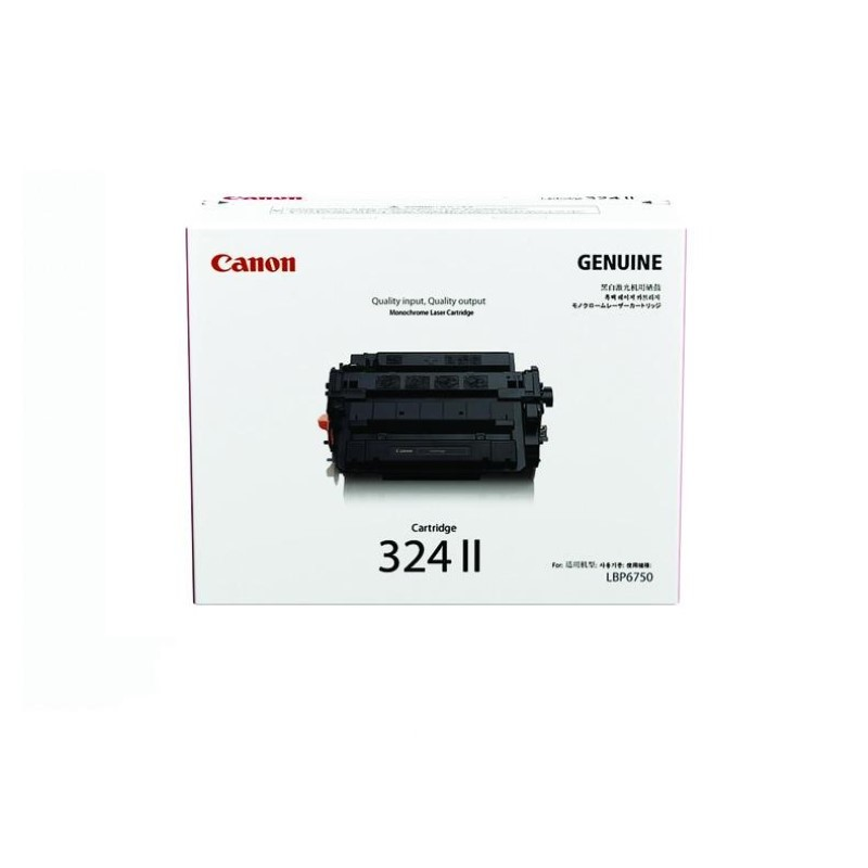 CANON - Toner Cartridge for LBP6750DN/6680X (12,500 pages) [EP324II]