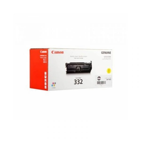 CANON - Toner Cartridge EP-323 Yellow for LBP7750DCN (8,500 pages) [EP323Y]