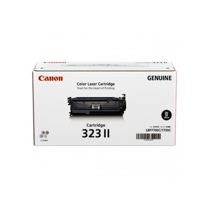 CANON - Toner Cartridge EP-323 Black II for LBP7750DCN (10,000 pages) [EP323BII]