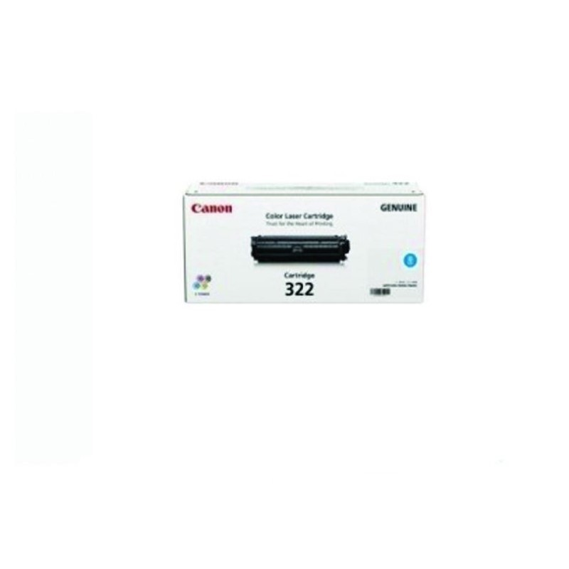 CANON - Toner Cartridge EP-322 II Cyan for LBP 9100Cdn [EP322CII]