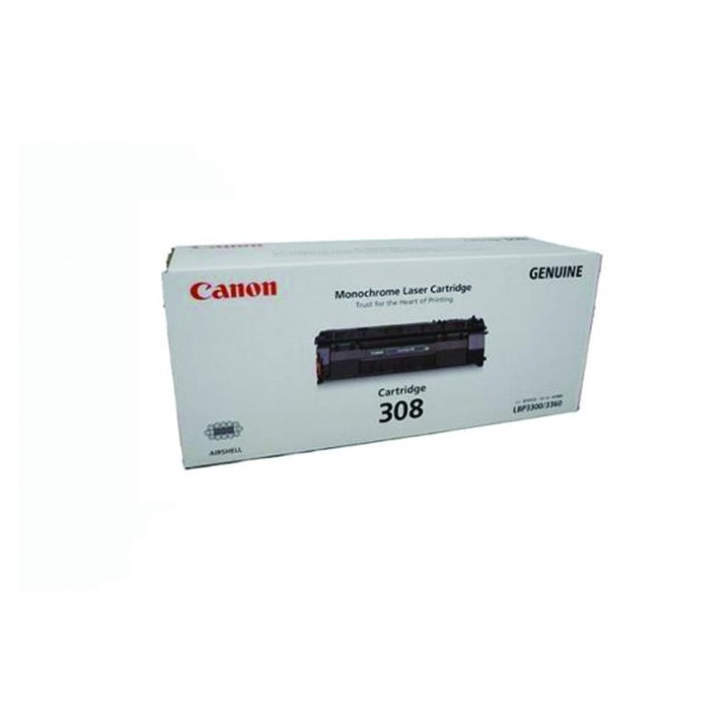 CANON - Cartridge 308 for LBP3300 (2.5K) [EP308]