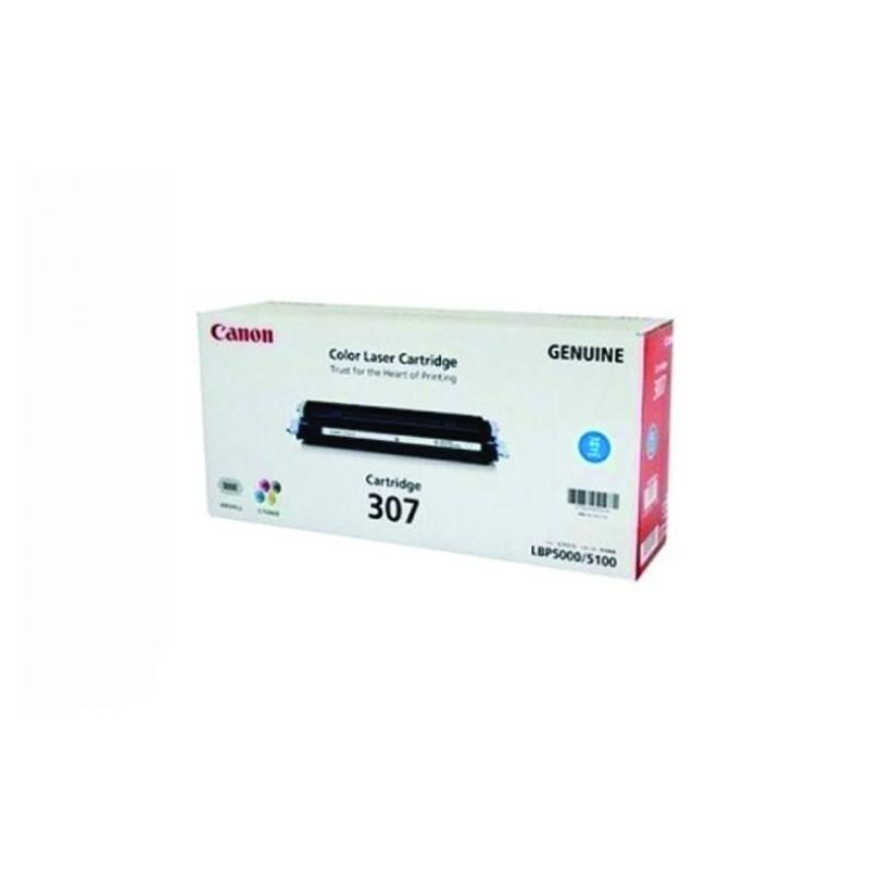 CANON - Cartridge 307 Cyan for LBP5000/ LBP5100 [EP307C]