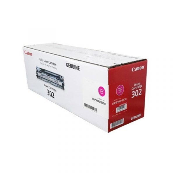 CANON - Drum Cartridge 302 Magenta for LBP5960 (40K) [EP302DM]