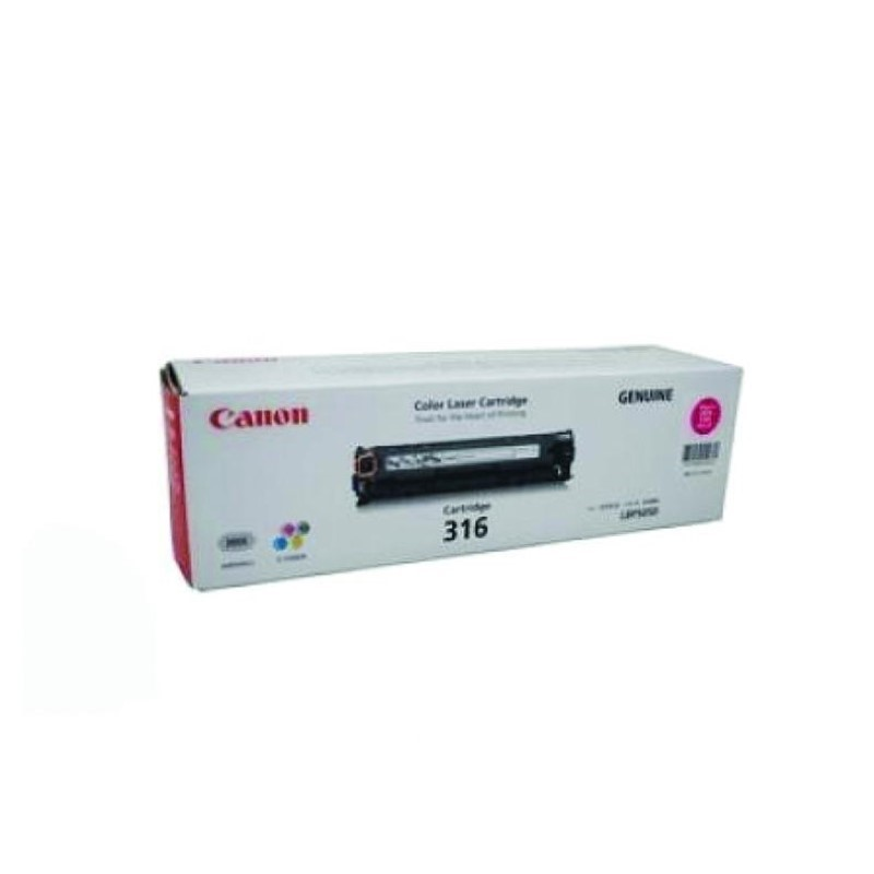 CANON - Toner Cartridge EP316 Magenta for LBP5050/5050N [EP316M]