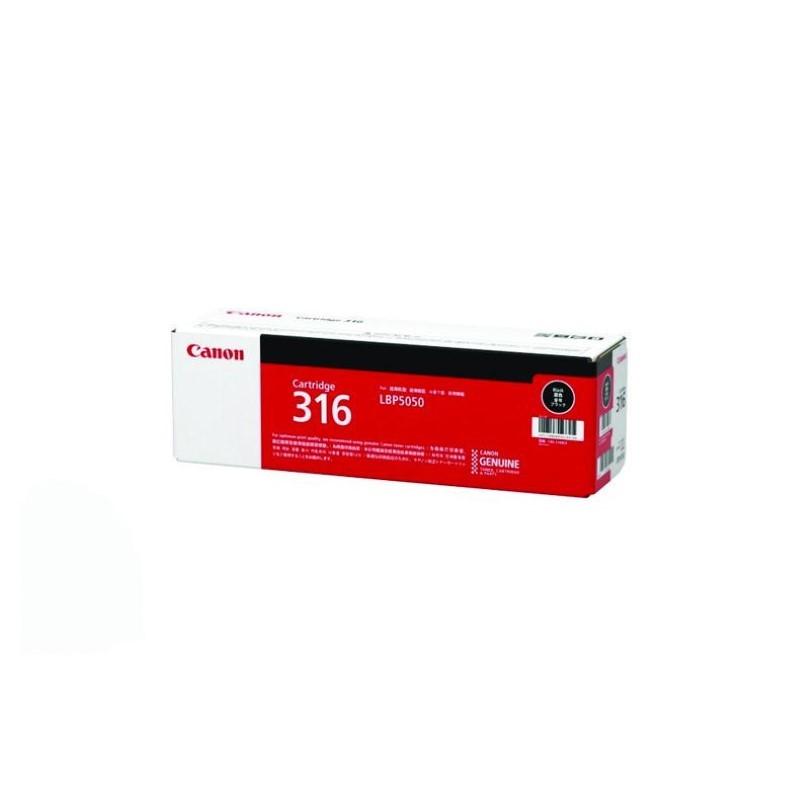 CANON - Toner Cartridge EP316 Black for LBP5050/N [EP316B]