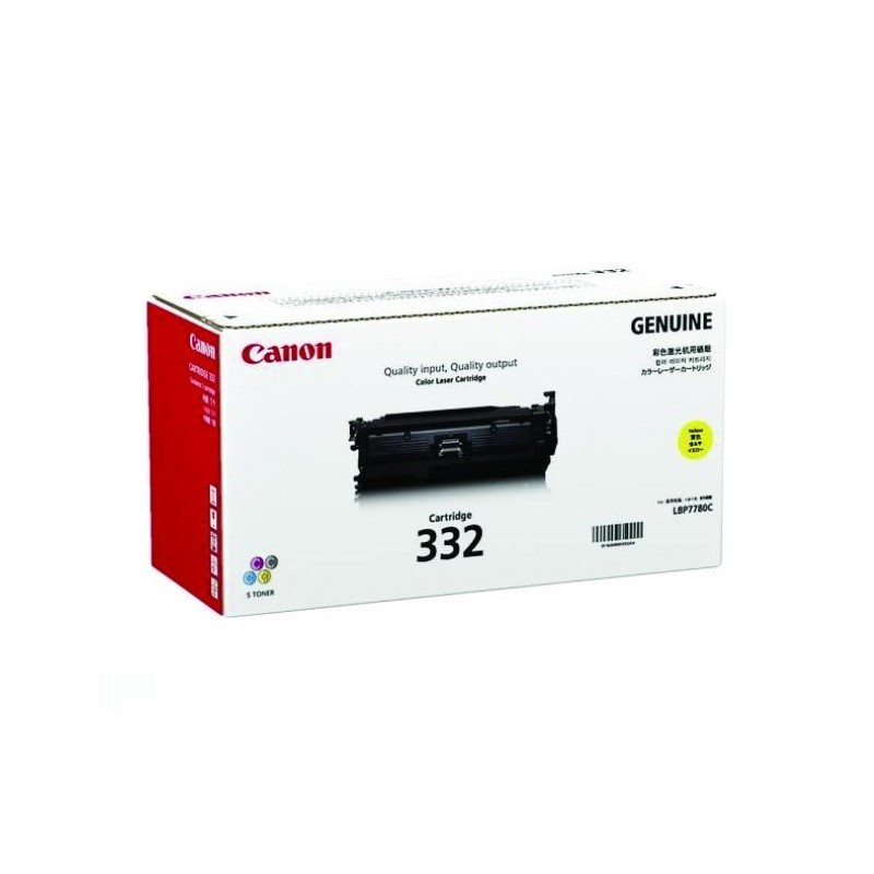 CANON - Toner Cartridge EP-322 Yellow for LBP 9100Cdn [EP322Y]