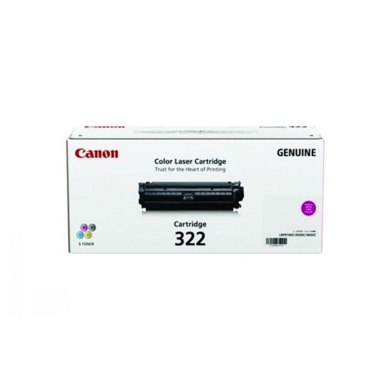 CANON - Toner Cartridge EP-322 Magenta for LBP 9100Cdn [EP322M]