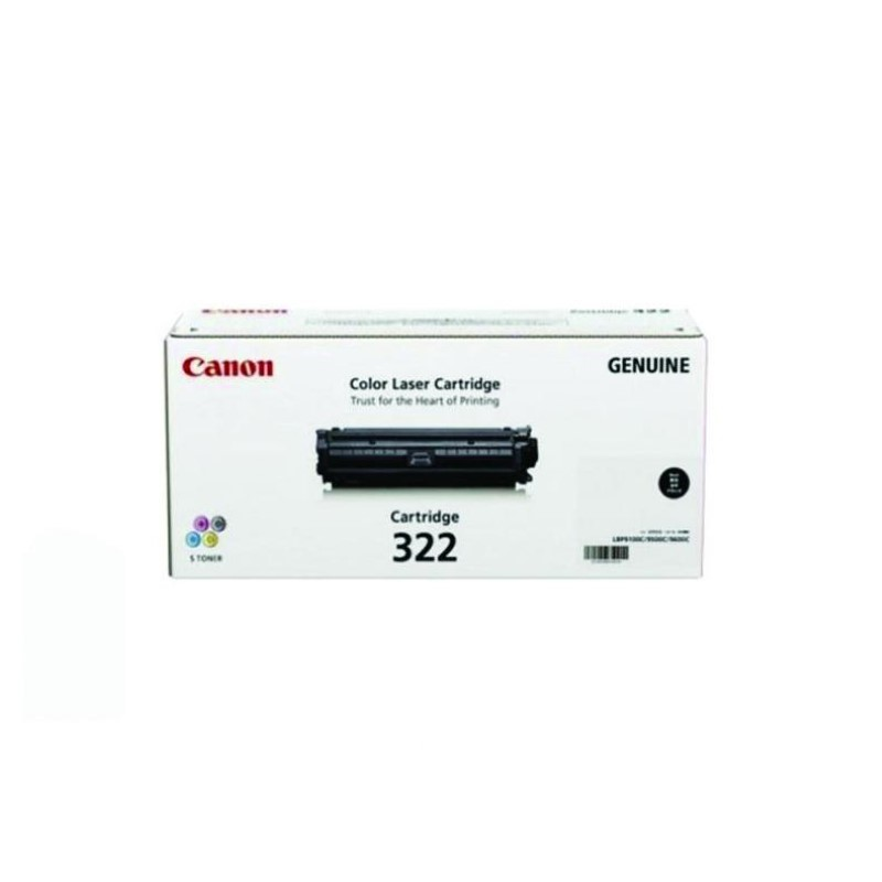 CANON - Toner Cartridge EP-322 Black for LBP 9100Cdn [EP322B]
