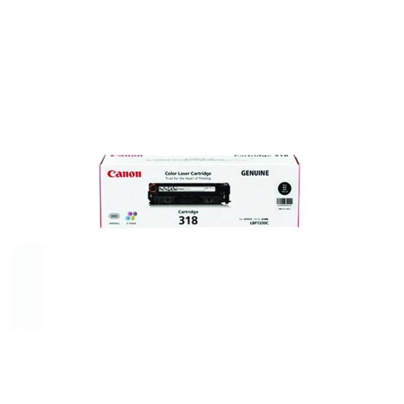 CANON - Cartridge 318 Black for LBP7200 (3.4K) [EP318B]