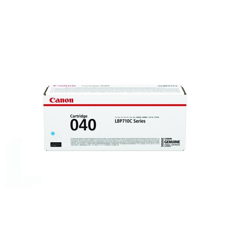 CANON - Toner cartridge 040 Cyan for LBP712CX [EP040C]